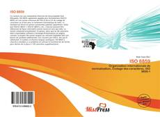 Bookcover of ISO 8859