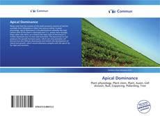 Capa do livro de Apical Dominance