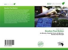Обложка Boulton Paul Bolton