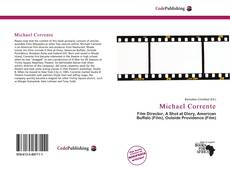 Couverture de Michael Corrente