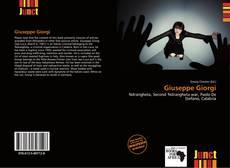Bookcover of Giuseppe Giorgi