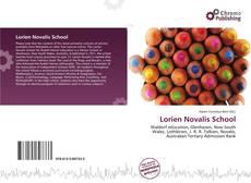 Bookcover of Lorien Novalis School