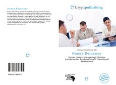Bookcover of Human Resources