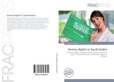 Capa do livro de Human Rights in Saudi Arabia