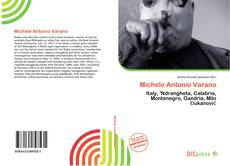 Bookcover of Michele Antonio Varano