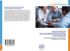 Humanitarian Accountability Partnership International的封面