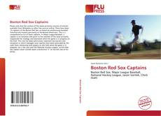 Bookcover of Boston Red Sox Captains