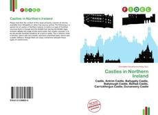 Buchcover von Castles in Northern Ireland