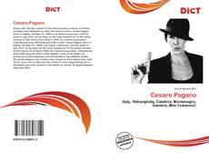 Bookcover of Cesare Pagano