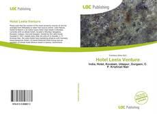 Bookcover of Hotel Leela Venture