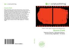 Buchcover von Duane Clark