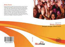 Capa do livro de Betty Clemo