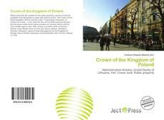 Crown of the Kingdom of Poland kitap kapağı