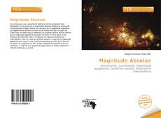 Bookcover of Magnitude Absolue