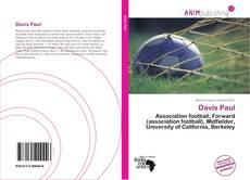 Bookcover of Davis Paul