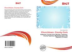 Bookcover of Churchtown, County Cork