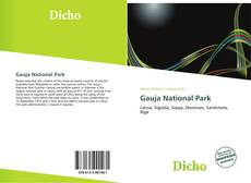 Bookcover of Gauja National Park