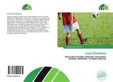 Capa do livro de Luiz Gustavo