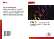 Bookcover of Aukštaitija National Park
