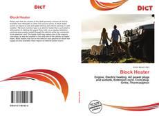 Bookcover of Block Heater