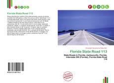 Обложка Florida State Road 113