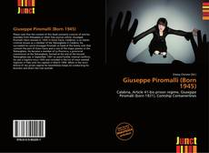 Bookcover of Giuseppe Piromalli (Born 1945)