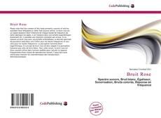 Bookcover of Bruit Rose