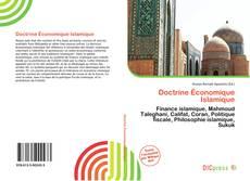 Buchcover von Doctrine Économique Islamique