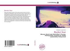 Capa do livro de Bucket Seat