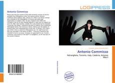 Buchcover von Antonio Commisso
