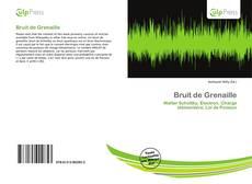 Bookcover of Bruit de Grenaille