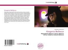 Bookcover of Gregorio Bellocco