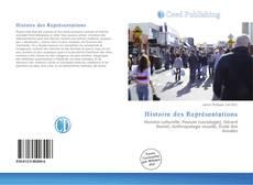Bookcover of Histoire des Représentations