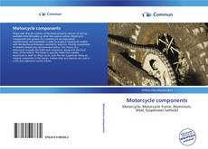 Capa do livro de Motorcycle components