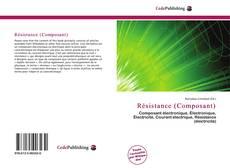 Bookcover of Résistance (Composant)