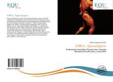 Portada del libro de CMLL Apocalypsis
