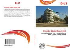 Buchcover von Florida State Road 404