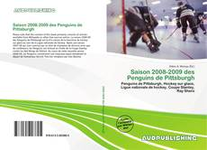 Bookcover of Saison 2008-2009 des Penguins de Pittsburgh