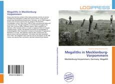 Portada del libro de Megaliths in Mecklenburg-Vorpommern