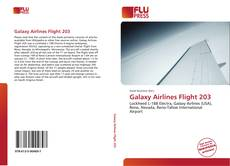 Bookcover of Galaxy Airlines Flight 203