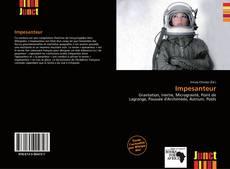Bookcover of Impesanteur
