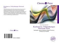 Kauhaneva–Pohjankangas National Park的封面