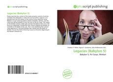 Legacies (Babylon 5) kitap kapağı