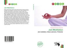 Bookcover of Jain Meditation