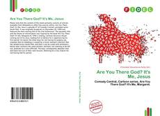 Buchcover von Are You There God? It's Me, Jesus