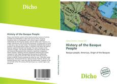 Bookcover of History of the Basque People