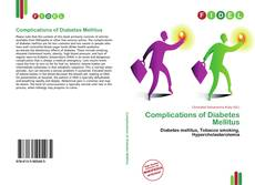 Buchcover von Complications of Diabetes Mellitus