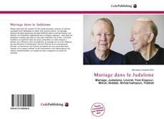 Bookcover of Mariage dans le Judaïsme