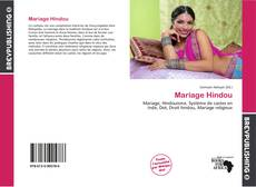 Bookcover of Mariage Hindou