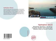 Hydroplane (Boat)的封面